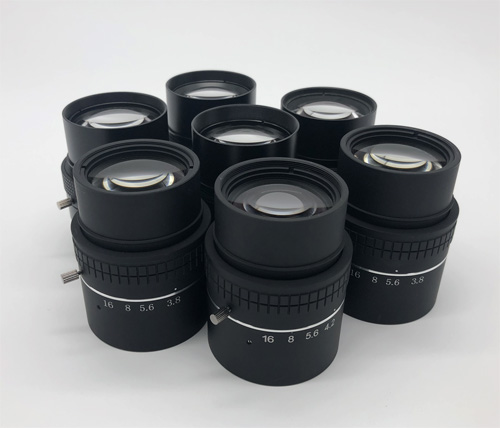 Hign Resolution Line Scan Lenses